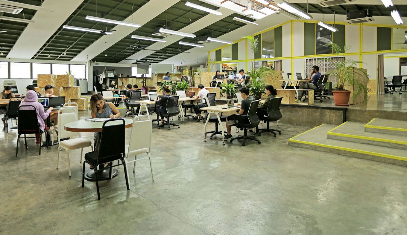 cool coworking space malaysia